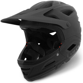 Giro Switchblade MIPS Casco, mat/gloss black
